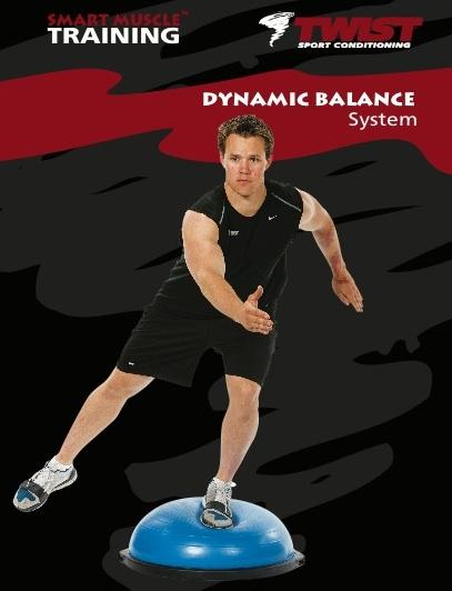 Twist Smart Muscle Training System- Dynamic Balance