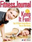 February 2011 <I>IDEA Fitness Journal</I> Test 1: Health and Fitness News and Mind-Body-Spirit News