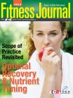 March 2013 <i>IDEA Fitness Journal</i> Quiz 4: Nutrition and Recovery