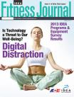 June 2013 <i>IDEA Fitness Journal</i> Quiz 4: Digital Distractions
